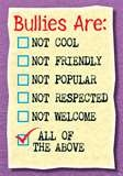 good anti bullying posters