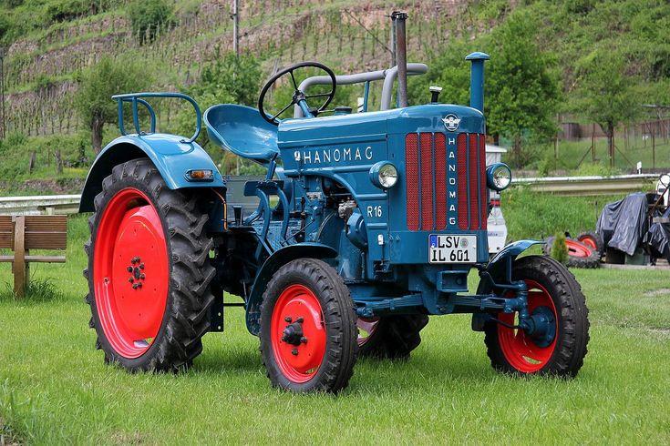 Hanomag R 16 (2012-05-15 Sp) - Hanomag – Wikipedia