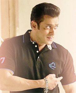 Salman Khan on We Heart It