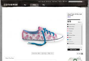 Eigene Schuhe designen