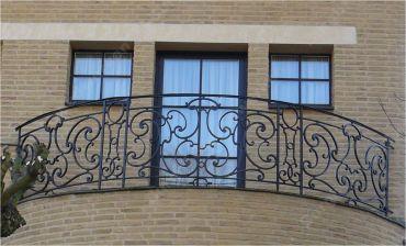 Smeedwerk Hekwerk Balkon