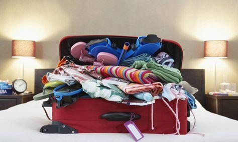 Je koffer inpakken een gedoe? Dat hoeft niet, met onze lichtgewicht inpaktips!