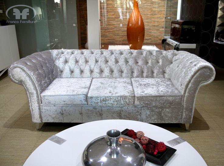 Mejores sofas sof marant plazas gris uac with mejores sofas interesting cul de estos sofs es - Franco furniture precios ...