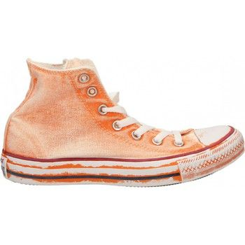 vette Converse all star hi ca ltd heren sneakers (oranJe)