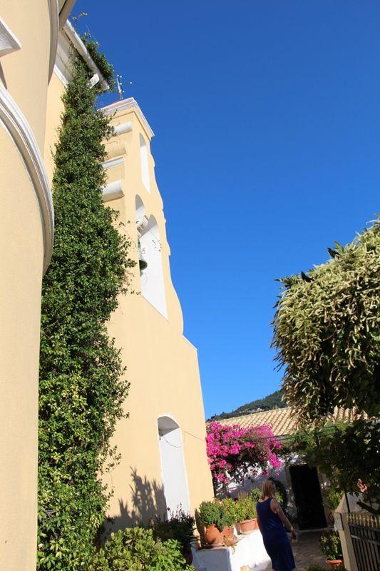 Kloster Mani Paleokastritsa