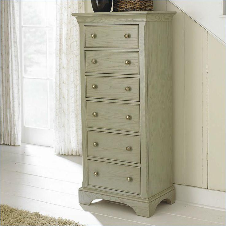 american drew ashby park 6 drawer lingerie chest