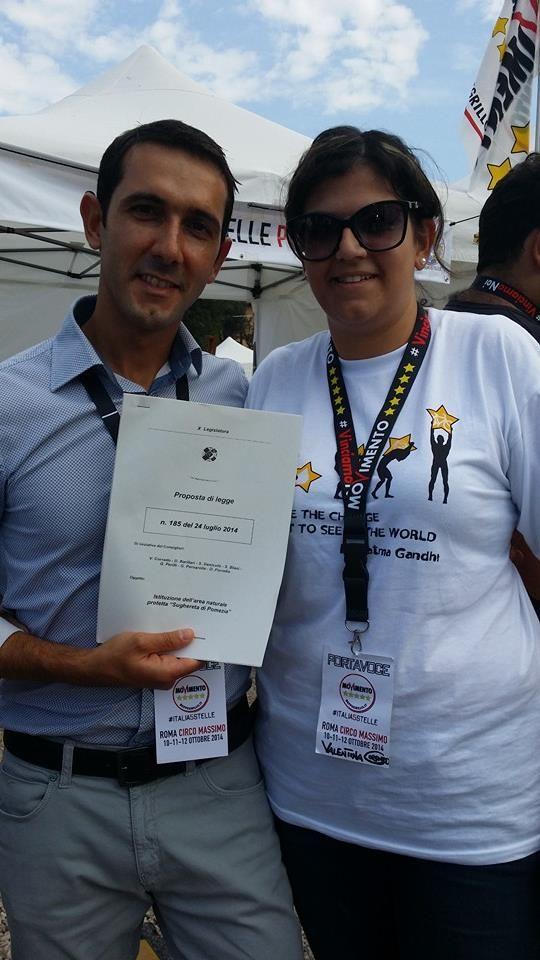 Proposta di Legge Regionale per istituire l'area protetta della #Sughereta di #Pomezia con Fabio Fucci e Valentina Corrado