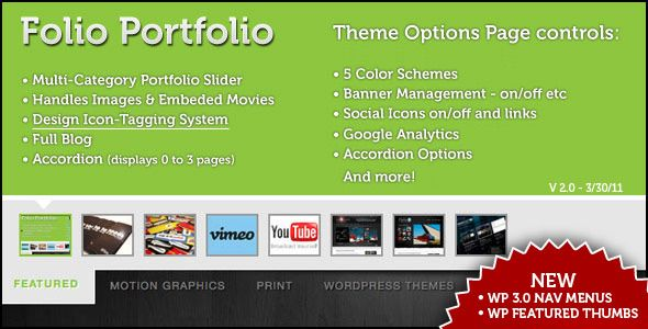 Discount Deals FolioThemes: PortfolioIn our offer link above you will see