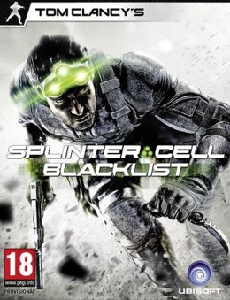 Tom Clancy's Splinter Cell: Blacklist - I had it but the disc is scratched and doesn't run. Need it again.