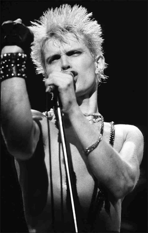 Billy Idol - just for Jess!!!