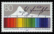 Joseph von Fraunhofer - Wikipedia