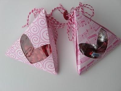 Crafty Girl Designs: Valentine Twine Treat Box with Tutorial
