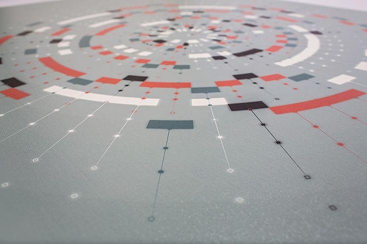 Ahora usted puede comprar arte creadas a partir del ADN   Co.Design   negocio + design