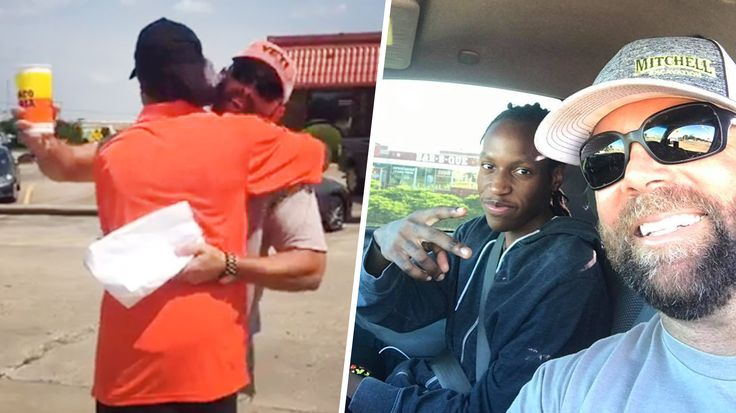 A group of strangers donated $5,500 to buy a car for a Texas man after learning he walks three miles back and forth to work every day.