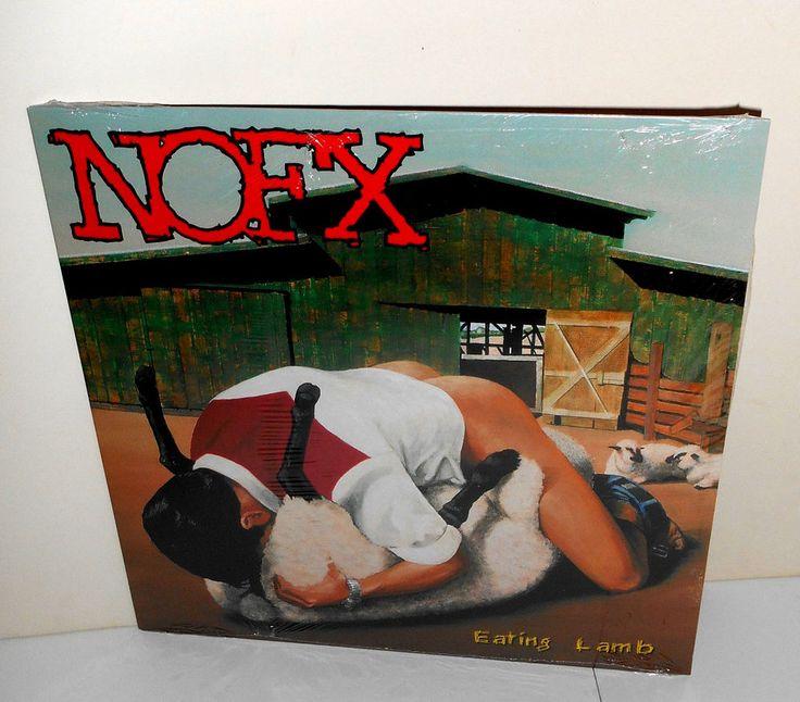 NOFX heavy petting zoo Lp Record Vinyl SEALED , epitaph records #punk
