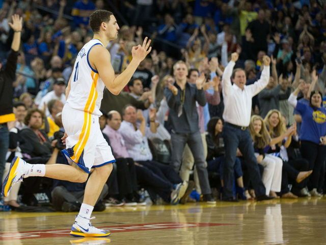 Klay Thompson seeking a maximum contract extension this summer