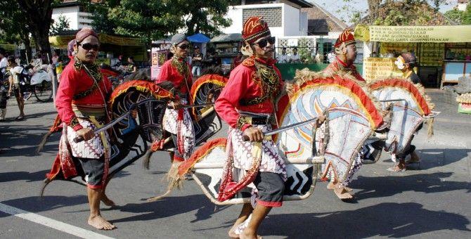 "Kuda Lumping ""Javanese Traditional Dance"""