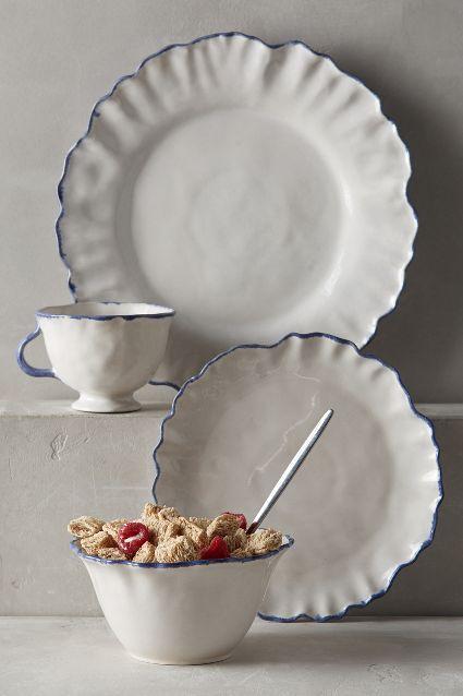 Lily Pond Dinnerware - anthropologie.eu