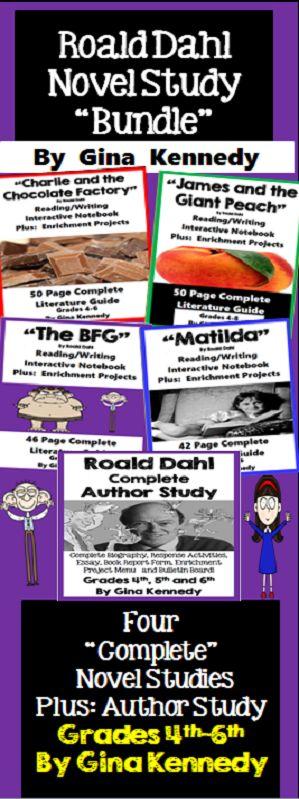 Teacher Ideas – Roald Dahl Fans
