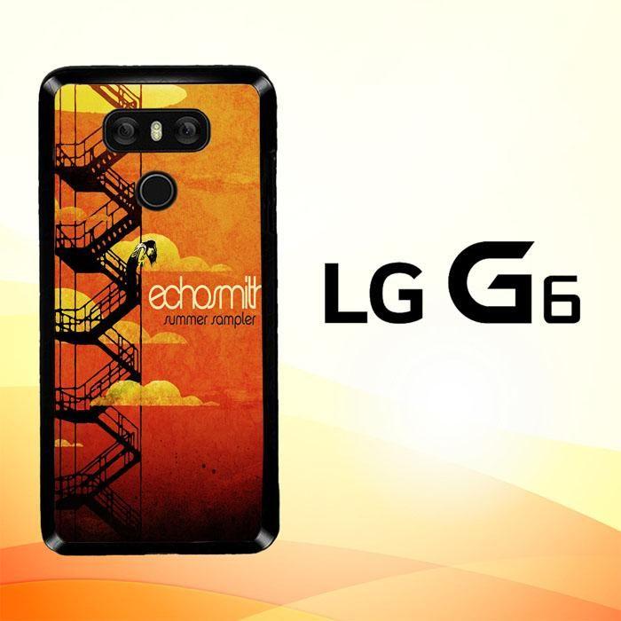 echosmith cool kids Y0678 LG G6 Case