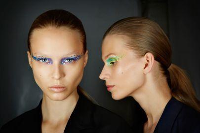 Christian Dior Spring/Summer 2013 Jewelled Eye Make-Up - Pat McGrath | British Vogue