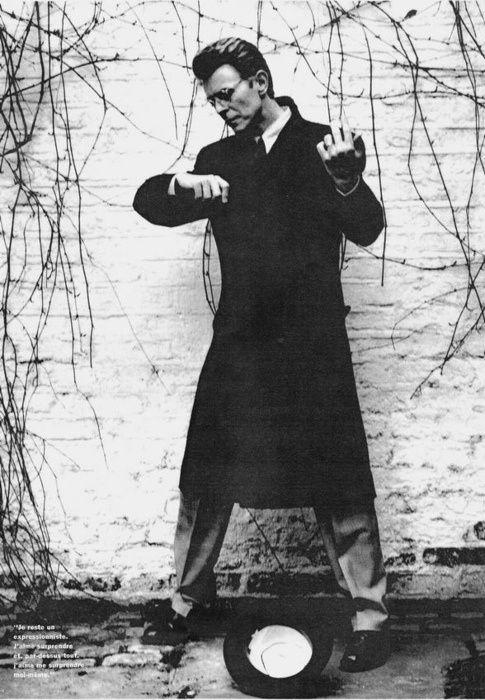 David Bowie | by Anton Corbijn