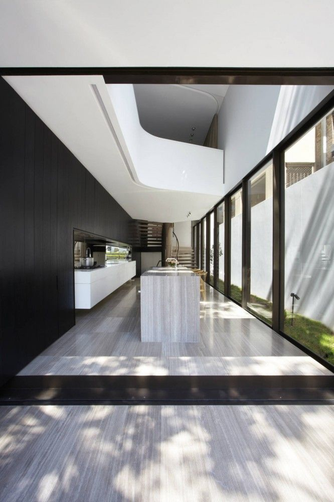 Tusculum Residence in Sydney, Australia by Smart Design Studio