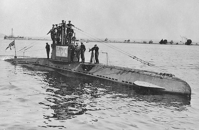 335 Best Submarines Ww1 Images On Pinterest – Dibujos Para Colorear