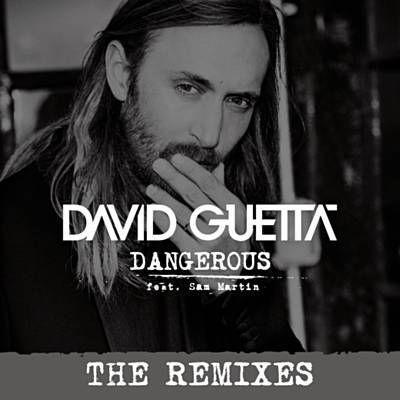 David Guetta Feat. Sam Martin discovered using Shazam