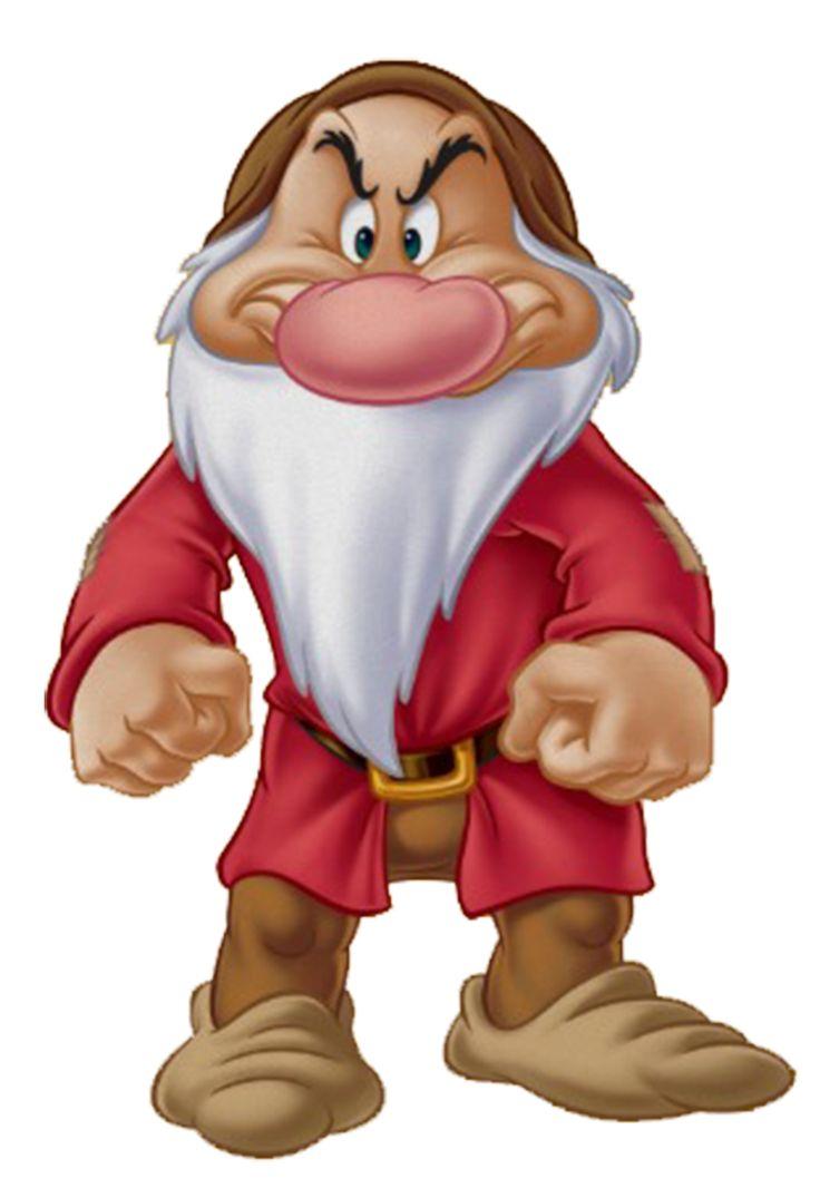 grumpy dwarf...