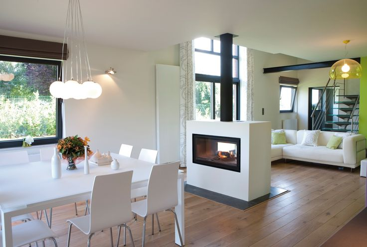 New Eco-labelled combustion for low energy building