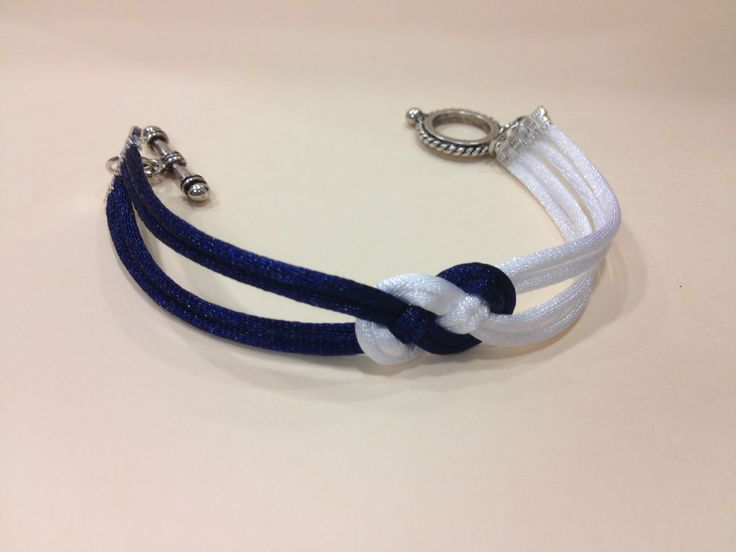Sailor's Knot Bracelet #sailorsknot
