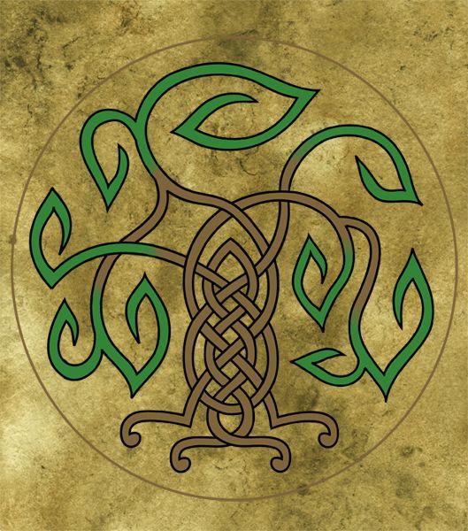 Celtic ❤~ Árbol de la Vida~❤