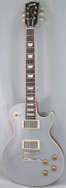 Gibson CUSTOM SHOP Limited Run  1957 Les Paul Reissue Silver Mist