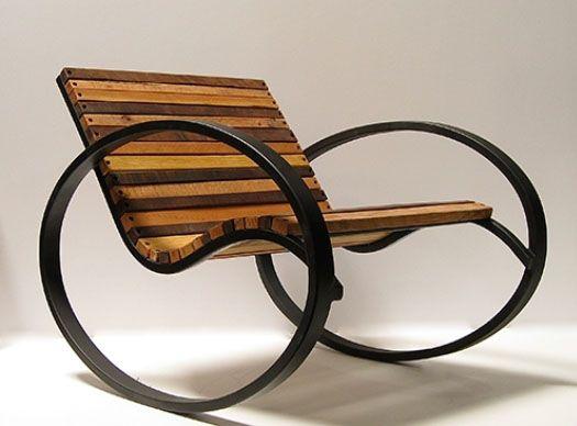 Кресло-качалка своими руками – схемы изготовления, виды и фото вариантов