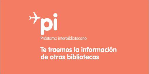 PRÉSTAMO INTERBIBLIOTECARIO (http://www.bbtk.ull.es/view/institucional/bbtk/Prestamo_interbibliotecario/es). Si necesitas un libro o un artículo que no  tenemos en la ULL, el servicio de PI  te lo puede conseguir en otras bibliotecas y centros de información españoles y extranjeros. Siempre que sea posible, los documentos se enviarán por correo electrónico. En caso contrario, podrás consultarlos en la Biblioteca de tu centro. Es un servicio subvencionado para el PDI, el PAS y el alumnado.