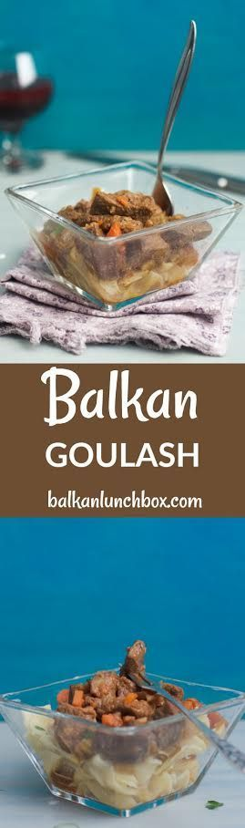 recipe for Balkan beef goulash | easy goulash recipe | goulash sauce recipe | how to make goulash from scratch | homemade Balkan goulash | quick goulash | easy goulash | recept za gulaš | kako se pravi gulaš | recept za gulaš sa govedinom | gulaš i tjestenina |