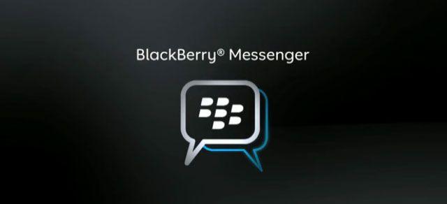 BlackBerry Messenger para Android actualizado con chat de voz y canales en su versión beta