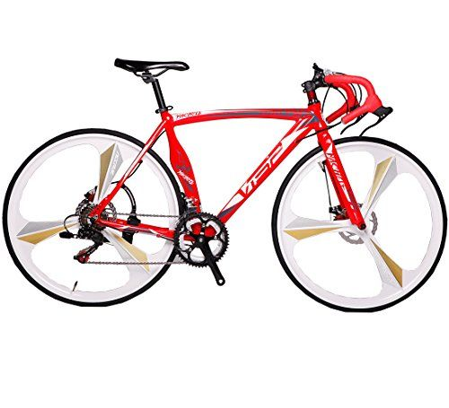 Special Offers - VP A02 Red 3 Spokes 51 cm 54 cm 700C 14 Gears Men Road Bike Speed Road Bicycle Mechanical Disc Brakes - In stock & Free Shipping. You can save more money! Check It (April 28 2016 at 11:26AM) >> http://cruiserbikeswm.net/vp-a02-red-3-spokes-51-cm-54-cm-700c-14-gears-men-road-bike-speed-road-bicycle-mechanical-disc-brakes/