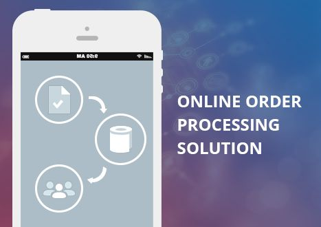 Order processing solution are purely have concept of buying and advertising...