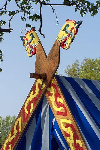 Viking tent poles                                                                                                                                                     More