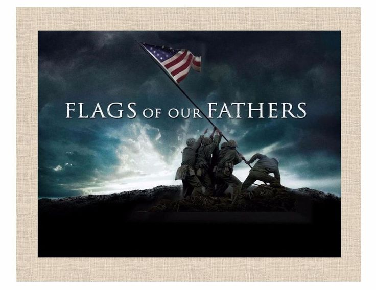 flags of our fathers essays Eastwood's flags of our fathers is a long way from audie murphy in the red badge of courage, a long way from henry fonda in the longest day, a long way from the intentional horrors of apocalypse.