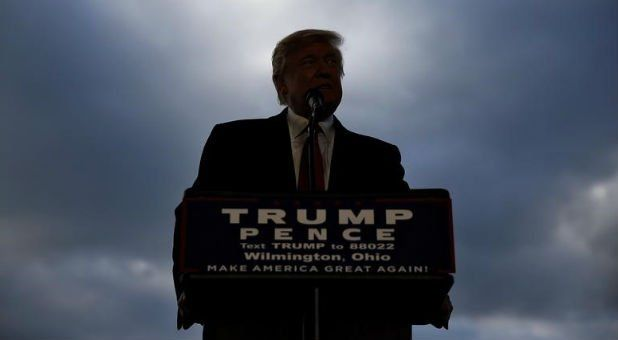 Donald Trump Claims He Wil Be Greatest Representative for Christians They've Had in a Long Time