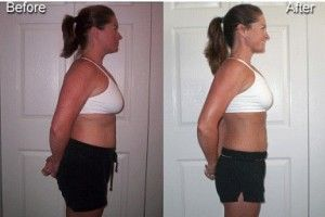 venus factor before and after