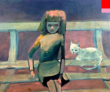 Charles Blackman schoolgirl series - Google Search