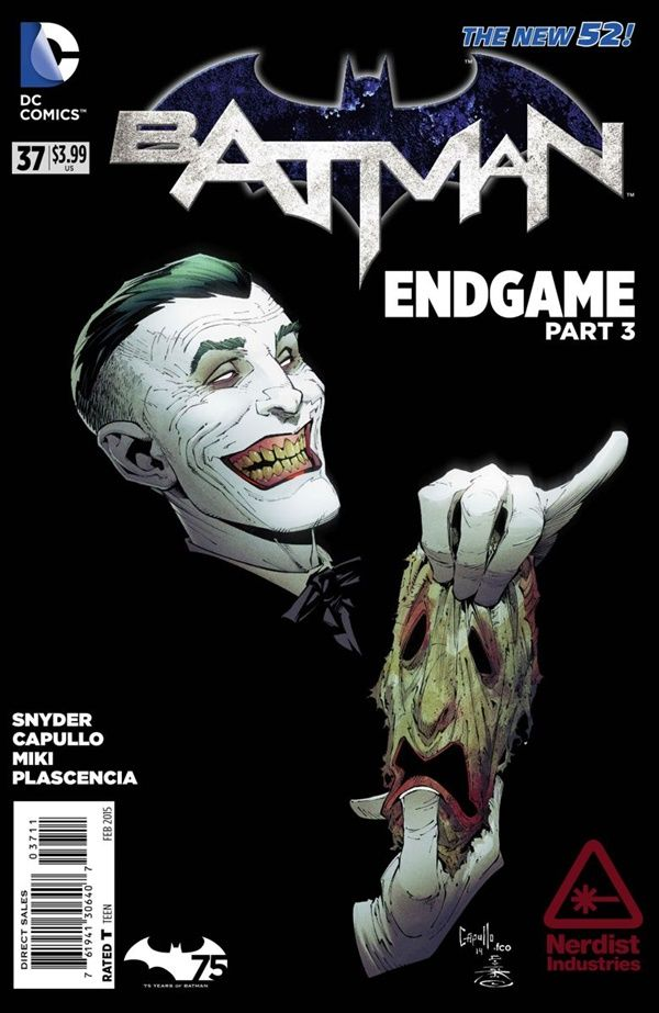 Hot new product added -  Batman #37 - http://ponderosa.co/things-from-another-world/batman-37/