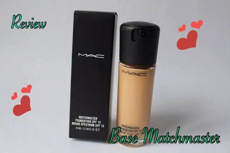 Vivih Oliveira   –  Review – Base Mac Matchmaster