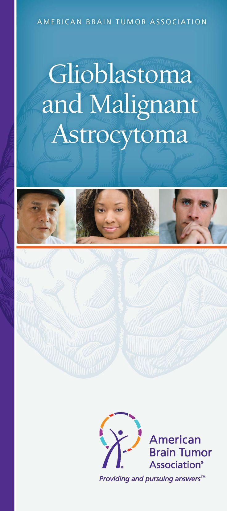 The ABTA's Glioblastoma (GBM) Publication
