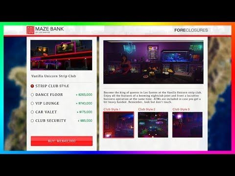 nice GTA 5 ONLINE DLC NEW PROPERTIES COMING LATER THIS YEAR - NIGHTCLUBS, MANSIONS, BUSINESSES & MORE!?