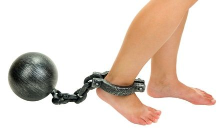 les jambes lourdes : un effet de jambe de plomb
